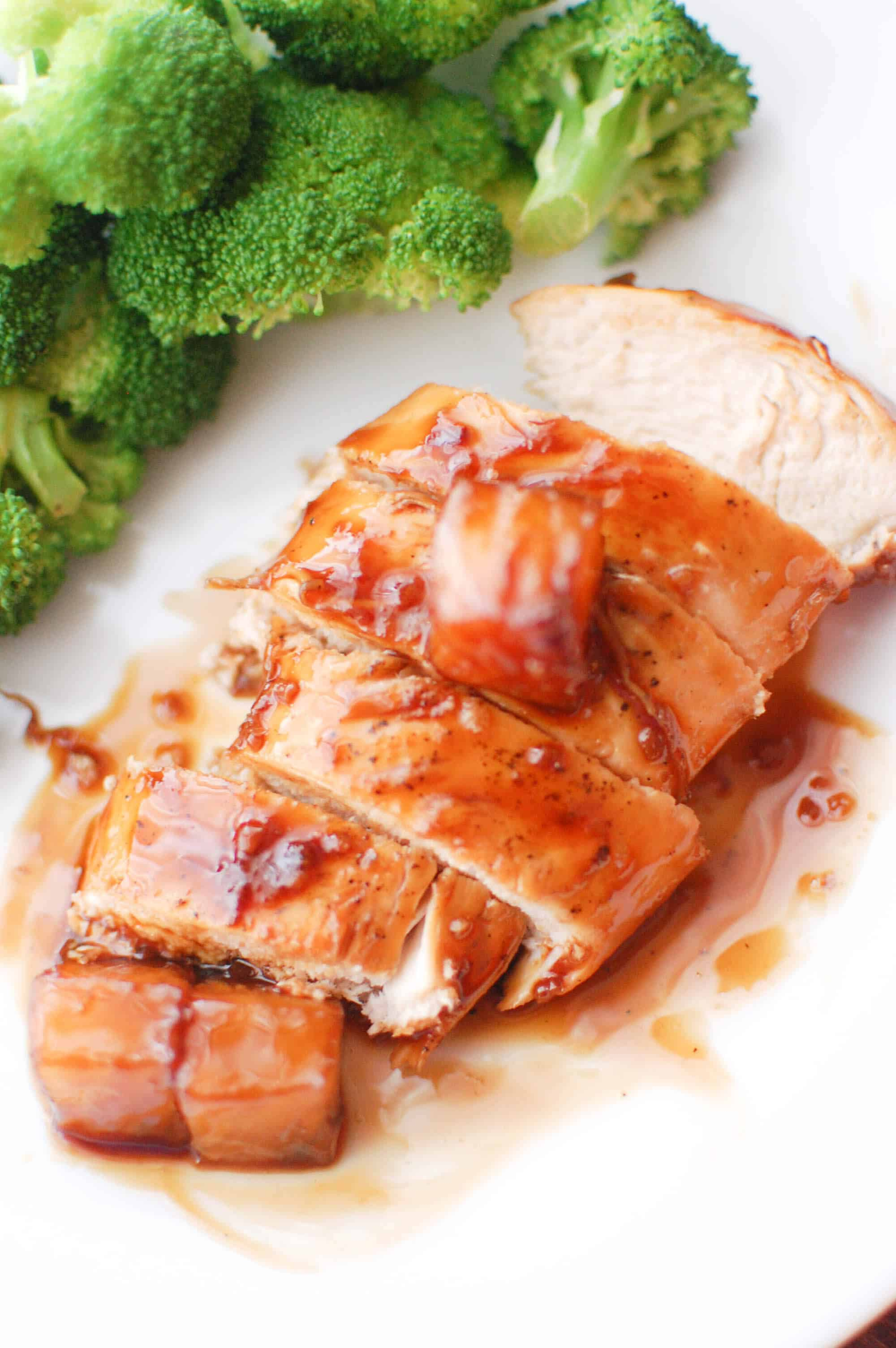 One skillet is all you need to pull together this flavorful teriyaki chicken!
