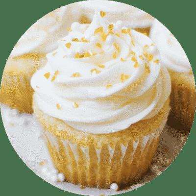 Italian Wedding Cupcakes