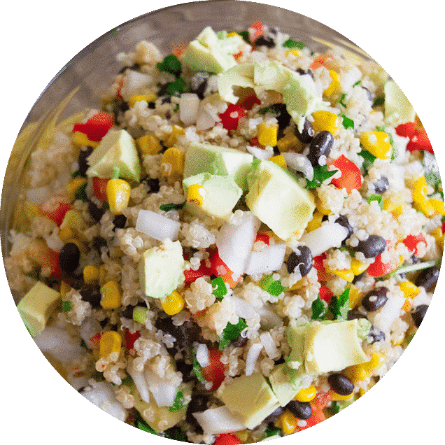 Mexican Quinoa Salad