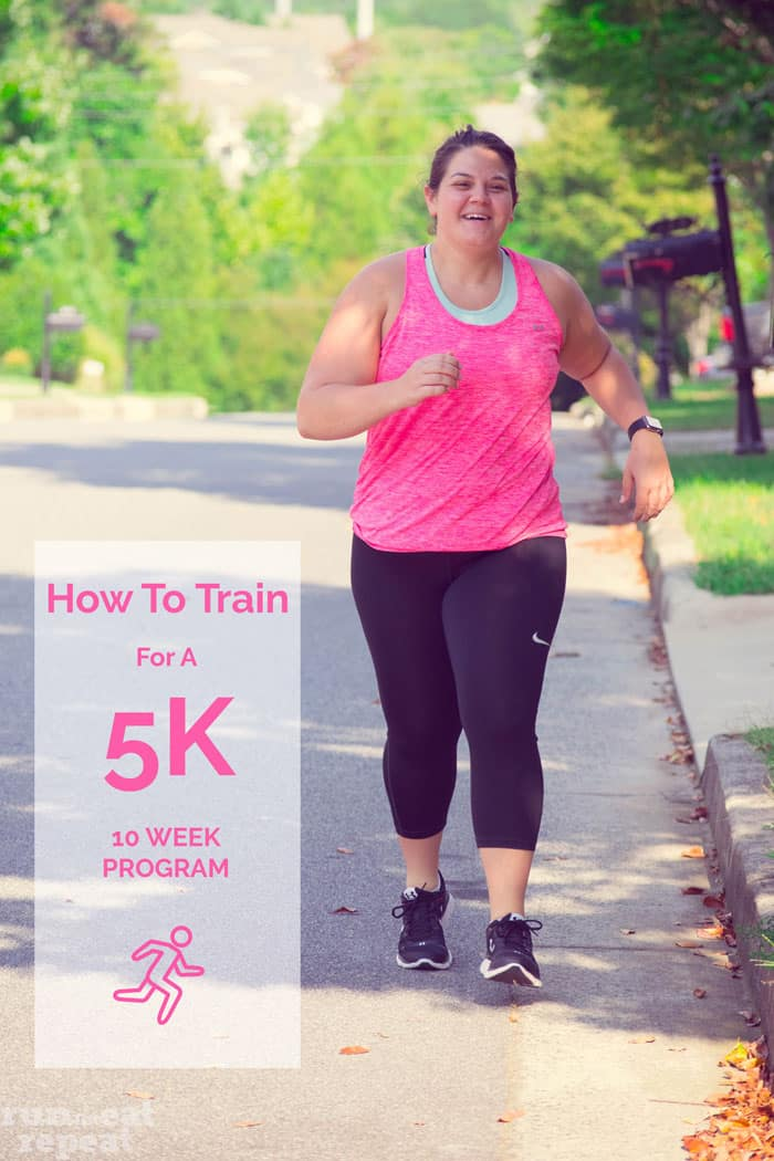 To help you tackle running those 3.1 miles, I've created a plan for you!