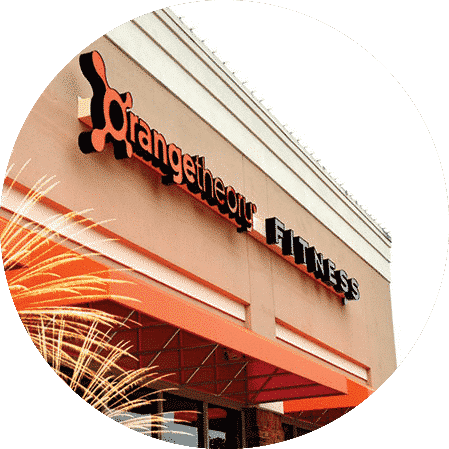 So Much Love for OrangeTheory Fitness.