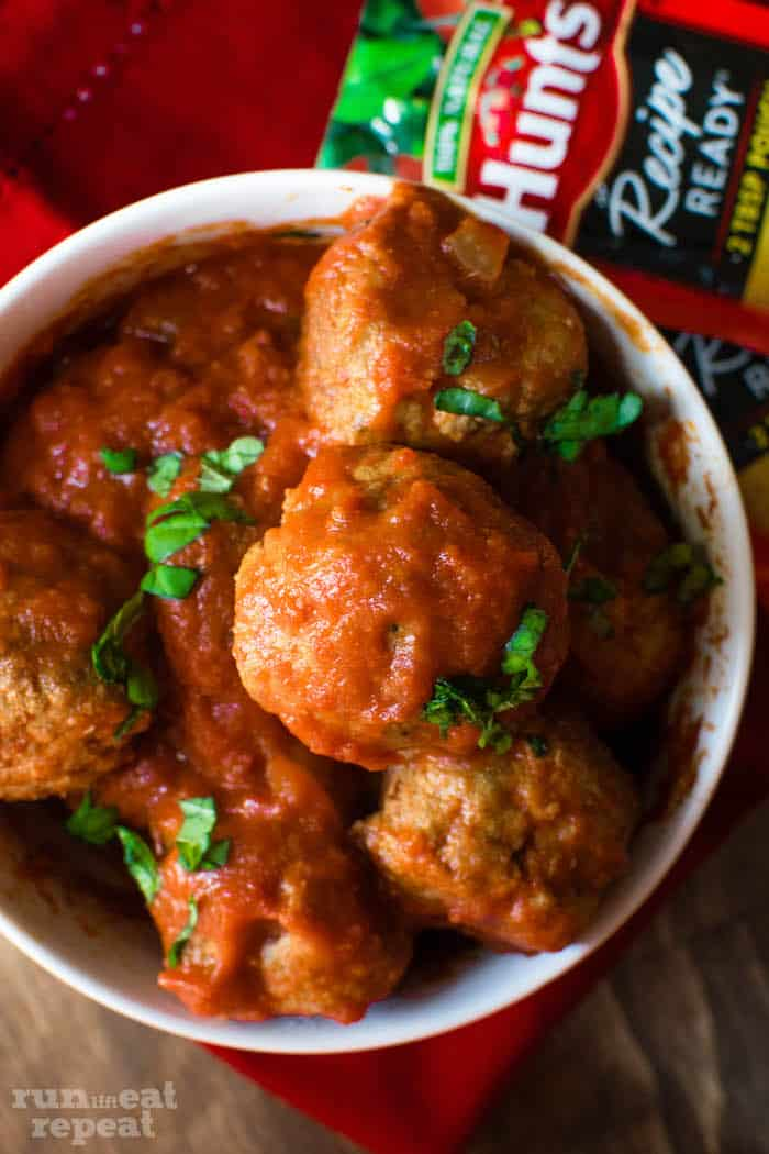 This is my tried and true, absolute favorite recipe for classic slow cooker turkey meatballs. Packed with flavor, incredibly tender, and there's hardly any work!