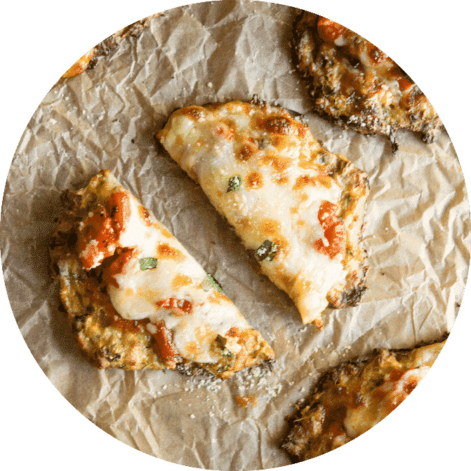 Zucchini Crust Pizza (& a Giveaway!)