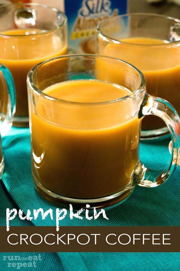 Made with real pumpkin puree! Find the recipe at runlifteatrepeat.com!