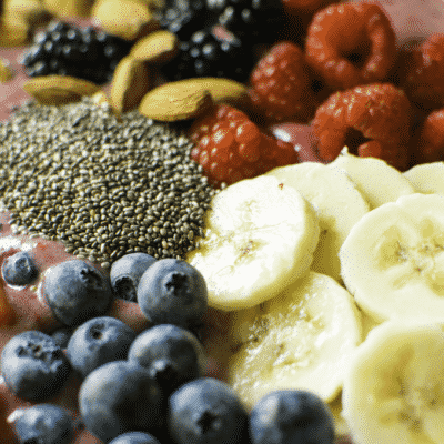 THE Great Big Smoothie List.