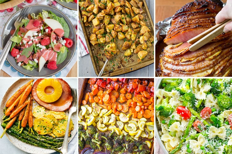 A list of 15 healthier Easter recipes to share with family and friends!