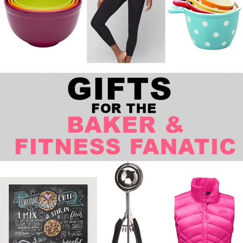 20 Holiday Gifts for the Baker & Fitness Fanatic.