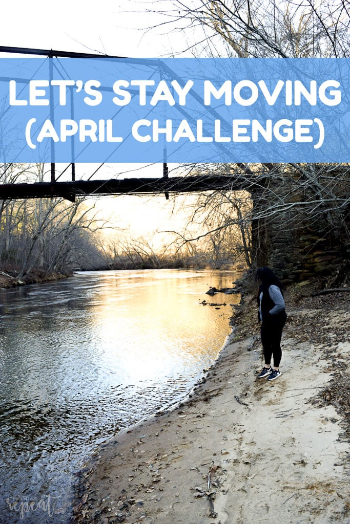 Today is the start of a fun project where we can all, as a group, come together and challenge ourselves the entire month, each month!
