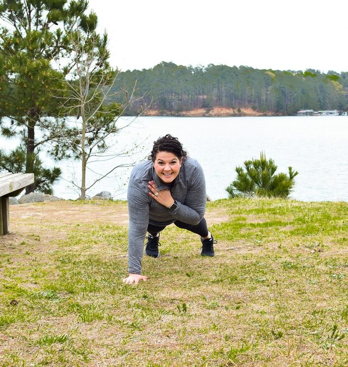 18 minute circuit that can be done anywhere! Find it at runlifteatrepeat.com!