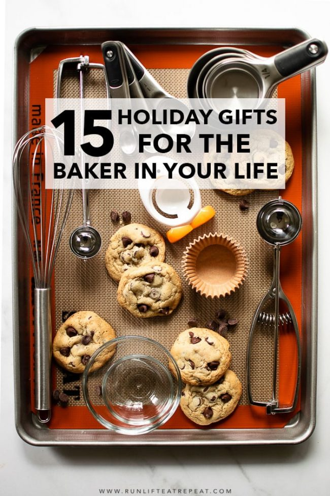 15 Holiday Gifts for the Baker (or Cook!) In Your Life.