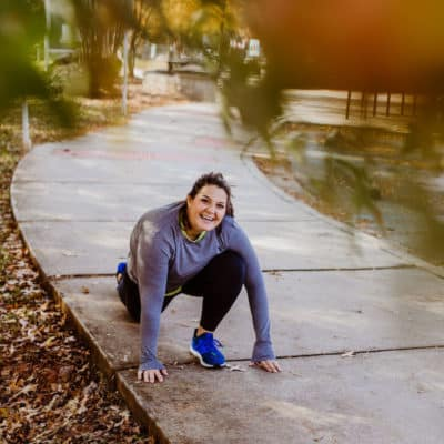 If you're anything like I was 3 years ago you struggle with exercising regularly— that is until I figured out how to build a healthy relationship with exercise. #fitness #selflove #exercise #weightloss