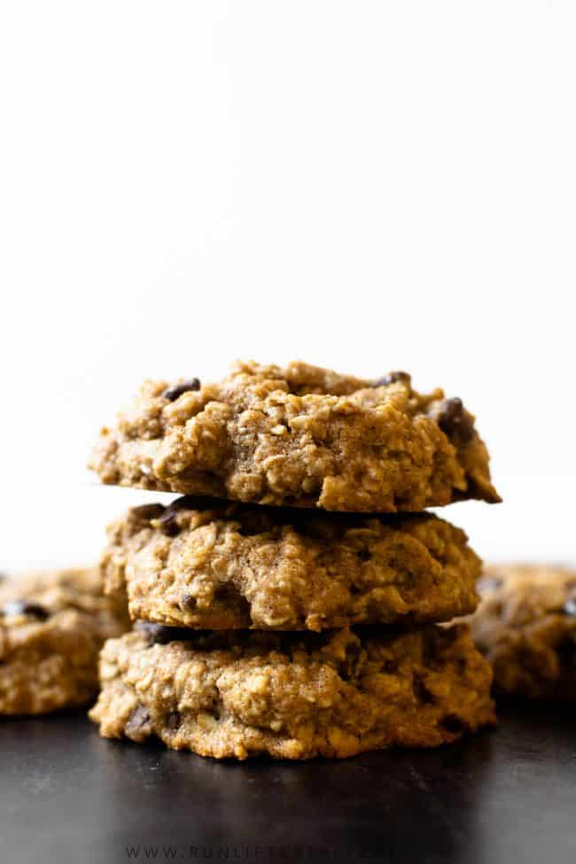 These soft and chewy oatmeal cookies have that classic homemade flavor—made with no refined sugar, hearty oats, and whole wheat flour. Your family will fall in love with this recipe.