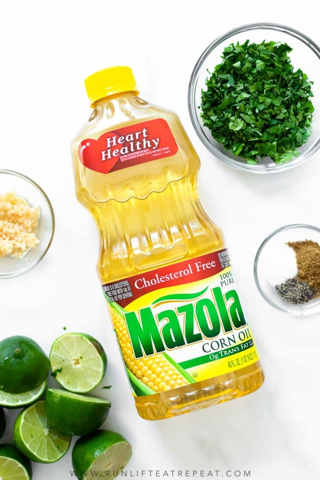 With only 7 ingredients, this cilantro lime chicken marinade has BIG flavor and is sure to be a crowd pleaser!