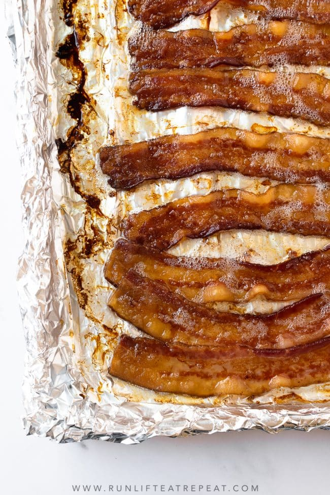 Cooking bacon in the oven creates a perfectly crispy bacon. There's less mess, less to worry about and allows you to multi-task in the kitchen. Follow these simple steps for how to cook bacon in the oven.