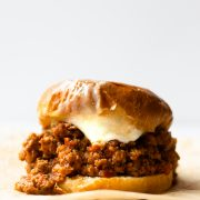These sloppy joes are not only delicious but also quick and easy to make using real ingredients. There's no need to use store-bought sauce when you can make it even better from scratch!