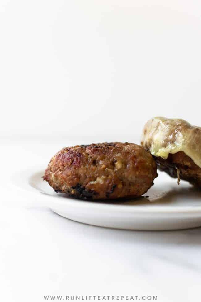 If you're craving big flavor, make these turkey burgers. This recipe proves that it is possible to make a delicious burger out of ground turkey that is not only incredibly flavorful, but remains extra juicy and moist. Trust me, these will be the best turkey burgers that you have ever had!
